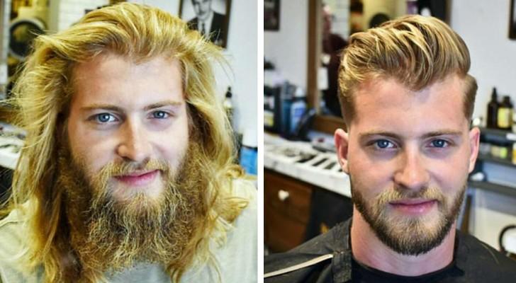 21 bewijzen van hoe een ander kapsel het uiterlijk van een man radicaal kan veranderen