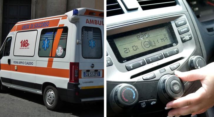 Inventé un dispositif qui éteint la musique dans les voitures quand une ambulance arrive
