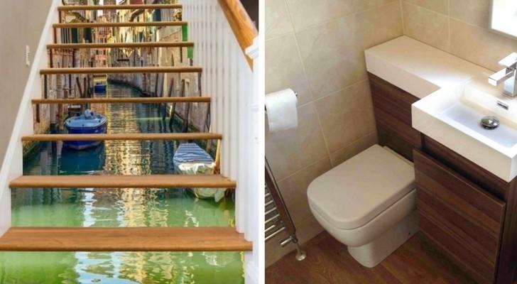 22 Designideen, die Ihr Zuhause zu einem Ort voller Überraschungen machen