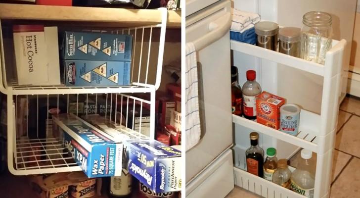 19 objets pour réorganiser l'ameublement d'une maison et la faire paraître beaucoup plus grande