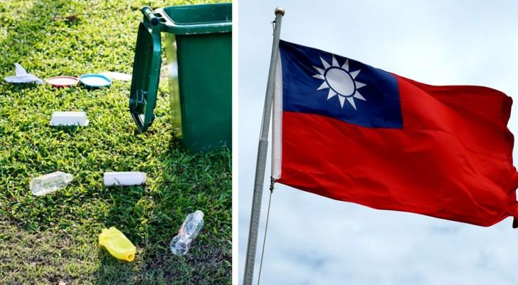 Il governo di Taiwan vuole eliminare l'uso della plastica entro il 2030: ecco il piano per riuscirci