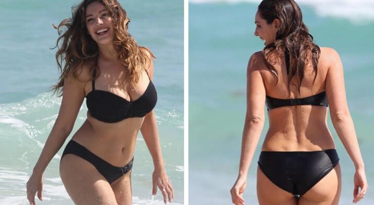 Secondo la scienza, questo è il corpo di donna che gli uomini apprezzano di più. Sei d'accordo?
