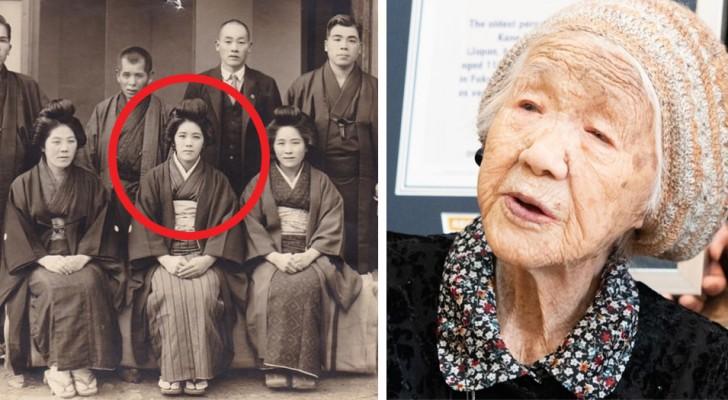 La donna più anziana del mondo ha svelato il suo segreto per una vita lunga e felice