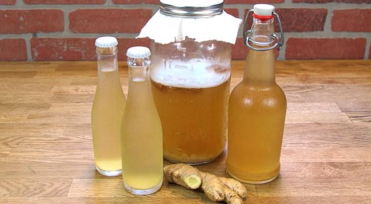 Comment préparer l'eau de gingembre, un allié précieux aux nombreuses qualités bénéfiques