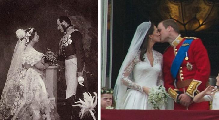 Perché durante i matrimoni si indossa l'abito bianco? La risposta non ha a che fare con la purezza