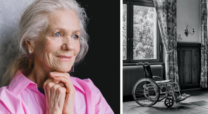 Trasforma la sua cantina in un bellissimo appartamento per i suoi genitori anziani: la sorpresa li fa commuovere