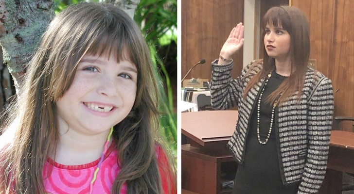 As a child, they told her she would never find a job but  20 years later she is the first female lawyer with autism