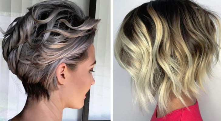 12 ideas for short hair that will make you look much younger!