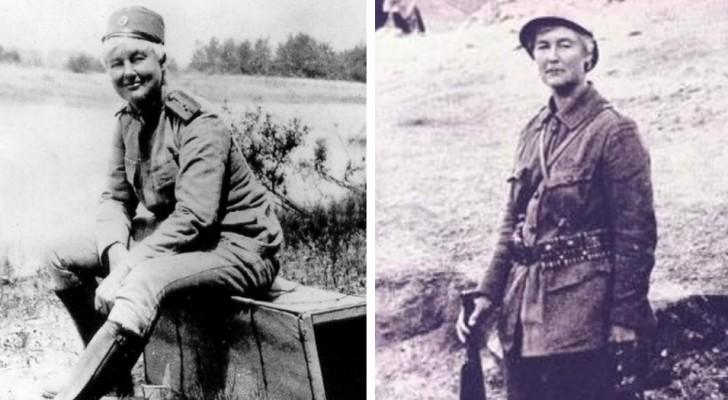 Sie war die einzige Soldatin des Ersten Weltkriegs, aber die Welt hat sie fast völlig vergessen