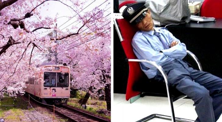 20 photos qui montrent comment le Japon a été un lieu inoubliable pour ceux qui l'ont visité