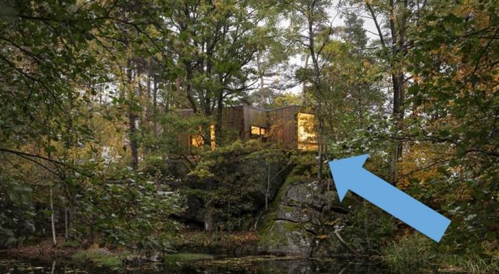 Twee Noorse ziekenhuizen hebben afdelingen in het bos opgezet om kinderen te helpen herstellen
