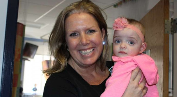 A baby girl had not received hospital visits for 5 months. The nurse who assists her decides to adopt her