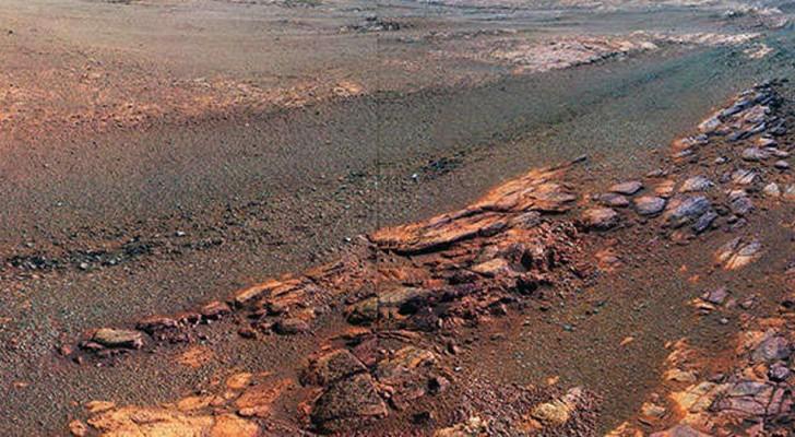 Voici la dernière image de Mars prise sur la planète : c'est la plus détaillée que nous ayons à disposition