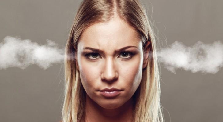 Se mettre en colère une demi-heure par jour est bon pour la santé, c'est ce que révèle une étude !