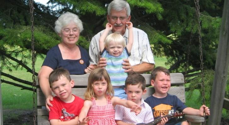 Passare del tempo insieme ai nipoti allunga la vita dei nonni: è scientificamente provato