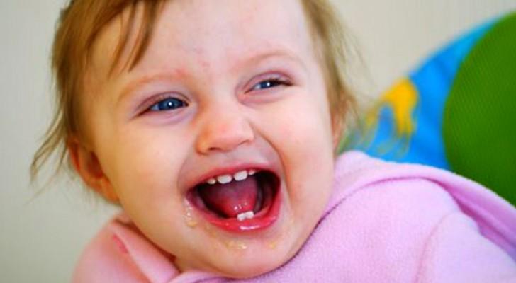 Se i bambini sono chiassosi e pieni di energia, significa solo che sono felici