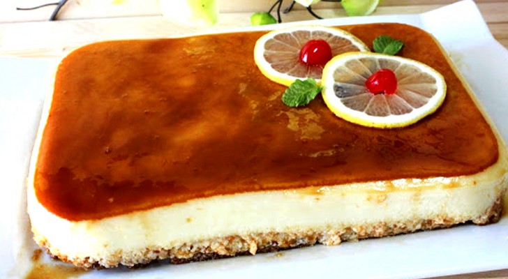 Como preparar esta deliciosa torta de limão em poucos minutos: vai ser o seu doce preferido!