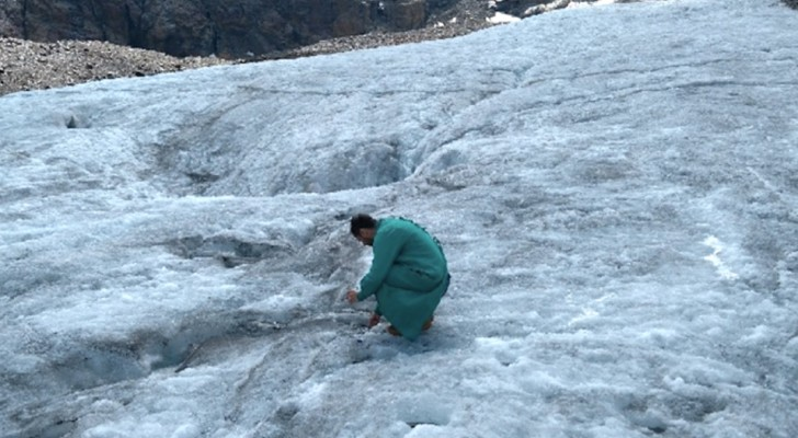 Microplastiche anche sui ghiacciai: sullo Stelvio ce ne sono tante quante in mare