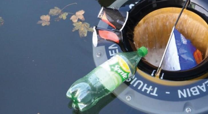 A Genova debutta Seabin, il cestino che raccoglierà la plastica dal porto 24 ore su 24