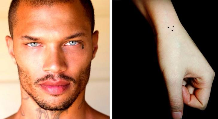 Diese Tattoos sind sehr beliebt, aber sie haben eine versteckte Bedeutung, die sich niemand vorstellen kann