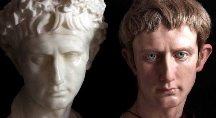Questo artista ha riportato in vita gli imperatori romani con delle sculture dal realismo impressionante