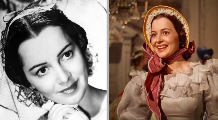 De actrice van Gone with the Wind, Olivia de Havilland, is 102 jaar geworden: dit is ze in al haar schoonheid