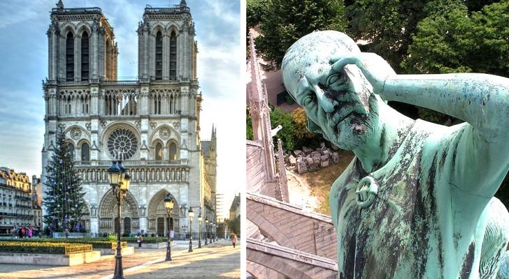 Les 12 choses que vous ne saviez pas sur Notre Dame de Paris, la cathédrale la plus célèbre du monde