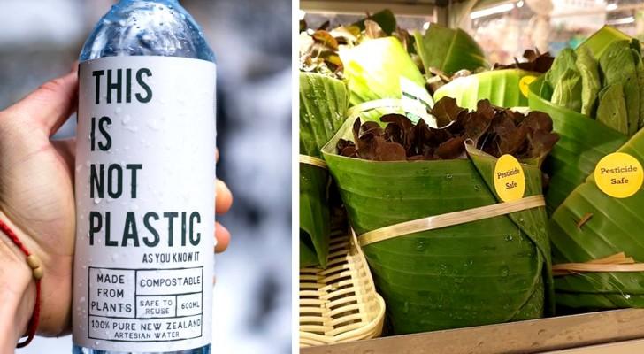 Diese 7 namhaften Unternehmen verzichten auf die Verwendung von Kunststoffen zum Schutz der Umwelt, bevor es zu spät ist