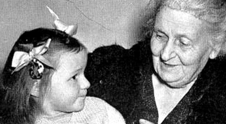 Laut Maria Montessori sind dies die 10 goldenen Regeln für die Festlegung von Grenzen für die eigenen Kinder