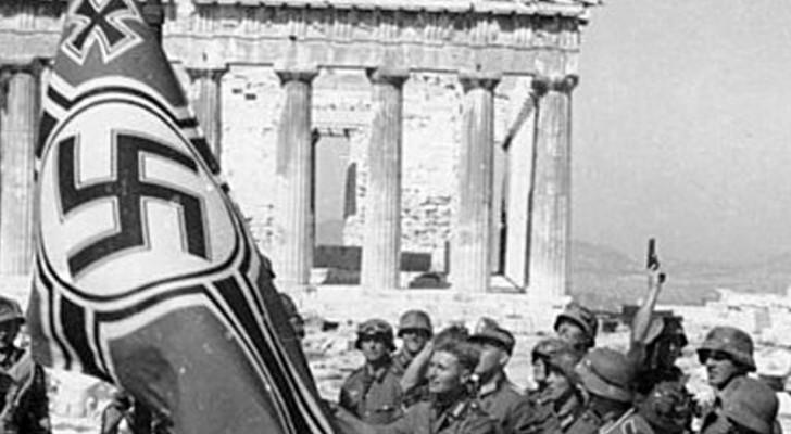 Plus de 70 ans après la fin de la guerre, la Grèce réclame des dommages à l'Allemagne