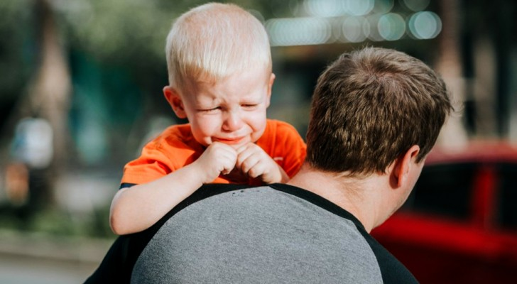 Aucun enfant ne peut être heureux en voyant ses parents s'engueuler tout le temps