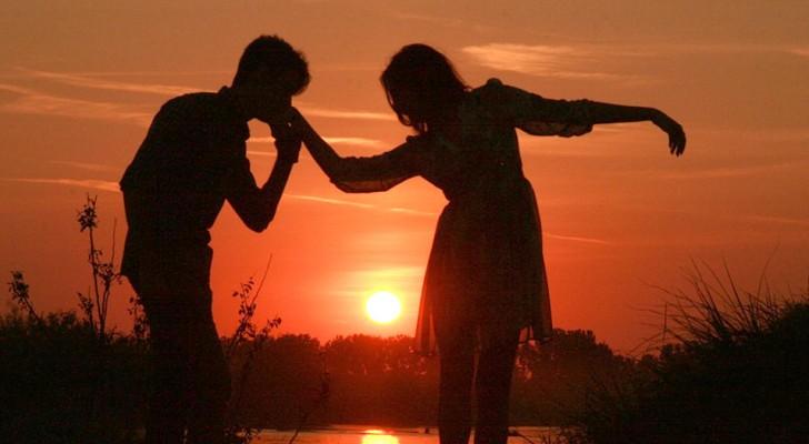 Flirten, auch nach Jahren, hält eine gesunde Paarbeziehung aufrecht