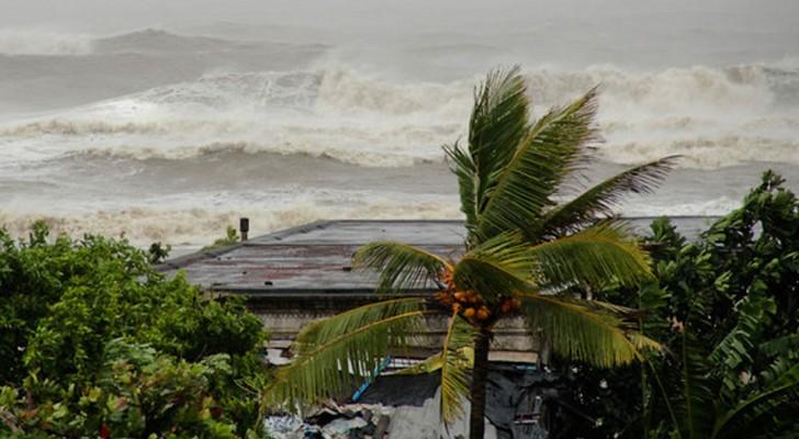 Indien bereitet sich auf eine der größten Massenevakuierungen der Geschichte vor: Zyklon Fani steht bevor