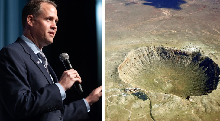 Der Einschlag eines Meteoriten auf die Erde ist keine entfernte Hypothese: die Warnung des NASA-Administrators