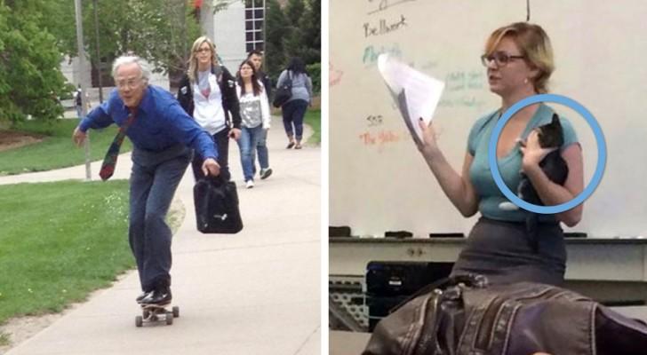 17 professeurs si géniaux qu'ils vous donneront envie de retourner à l'école