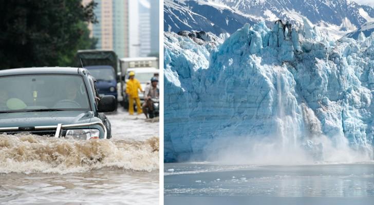 Entro il 2100 il livello del mare potrebbe innalzarsi di oltre 2 metri