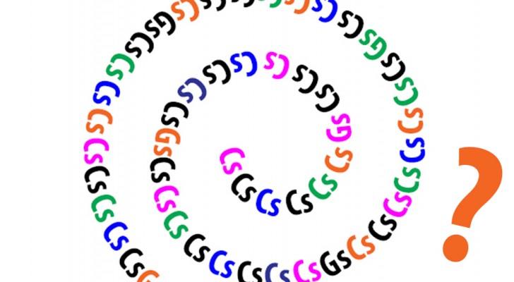 Ein wenig Gehirntraining: Wie oft siehst du den Buchstaben