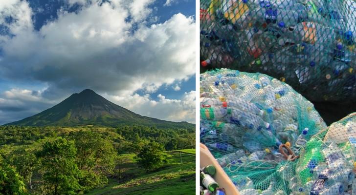 Costa Rica verabschiedet sich von Kunststoffen und CO2-Emissionen: Es wird die erste völlig grüne Nation der Welt sein