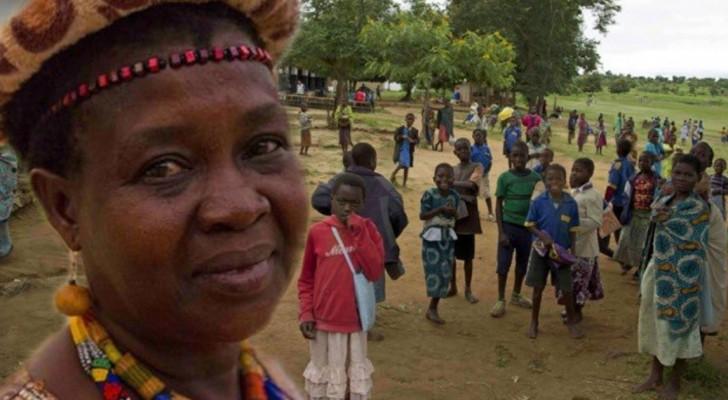 Questa donna coraggiosa ha salvato più di 800 spose bambine e le ha rimandate a scuola