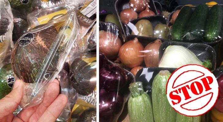 Stop aux emballages plastiques pendant une semaine : l'initiative Zéro Déchet rassemble des milliers d'adeptes