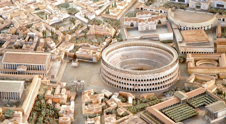 Een archeoloog heeft 36 jaar nodig om de meest gedetailleerde reconstructie van het oude Rome te maken: dit is het buitengewone resultaat
