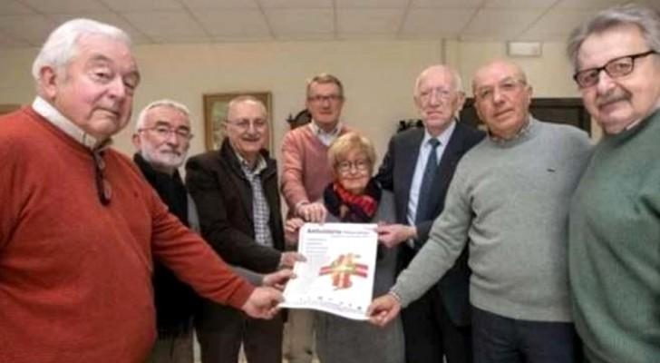 Een groep gepensioneerde artsen biedt gratis consulten en onderzoeken aan degenen die het niet kunnen betalen