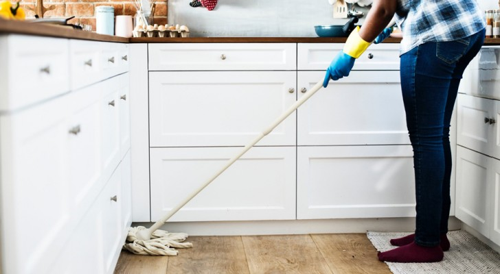 The real secret to happiness is when someone else cleans your house for you!