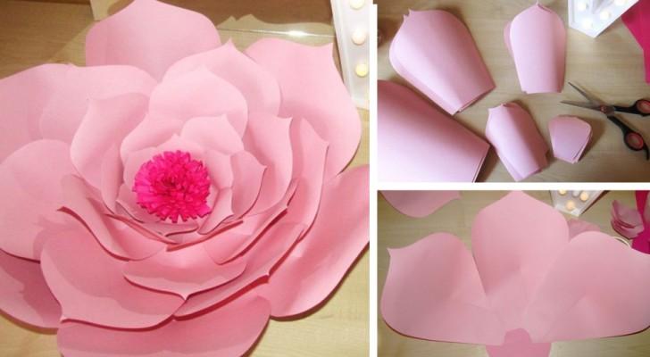 Fiori ornamentali fai da te il tutorial per realizzarli for Fiori ornamentali