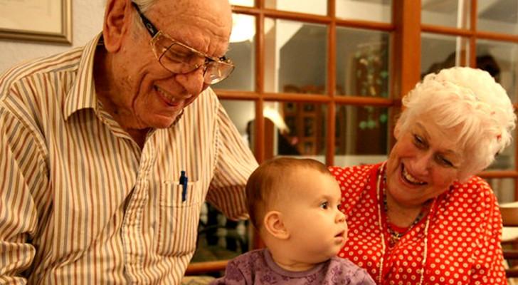 Chers grands-parents, si vous prenez soin de vos petits-enfants, vous vivrez plus longtemps !