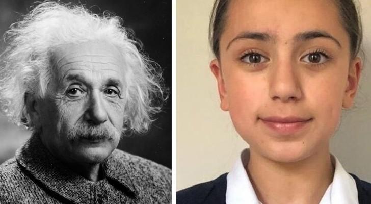 Cette fille de 11 ans est plus intelligente qu'Albert Einstein et Stephen Hawking