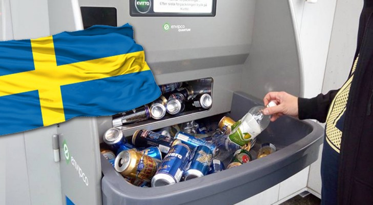 Schweden recycelt so gut, dass ihm der Abfall ausgegangen ist: Jetzt muss es ihn aus dem Ausland importieren