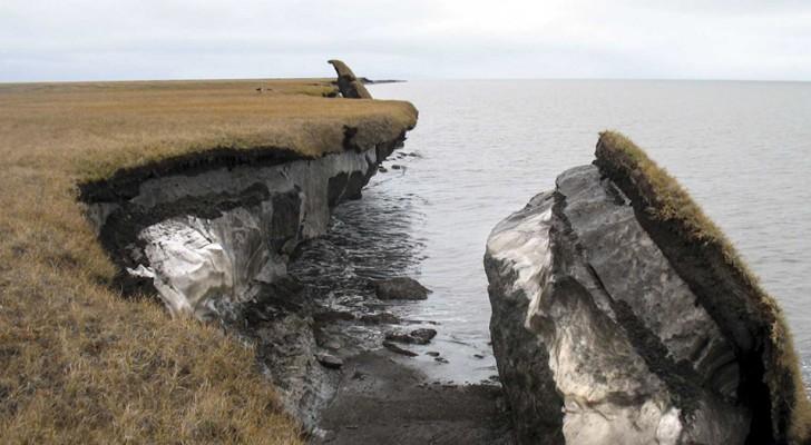 Studies bevestigen het: de Arctische permafrost smelt 70 jaar eerder
