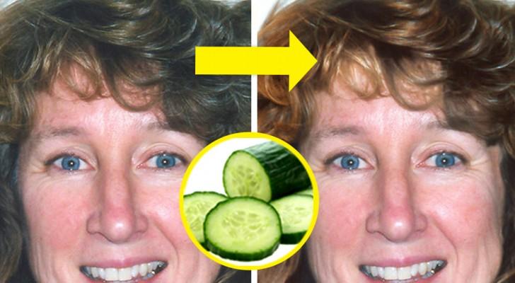 Enkele onverwachte voordelen van komkommers: nu je dit weet, zul je ze elke dag willen eten
