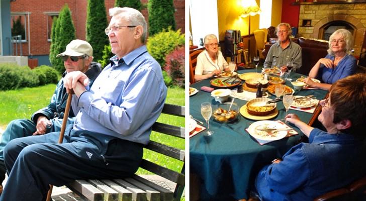 Vaarwel klassieke bejaardentehuizen: de toekomst van ouderen zijn de gemeenschappelijke huizen voor ouderen